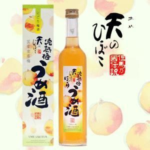 梅酒 天のひぼこ「完熟梅うめ酒」 500ml|arumama