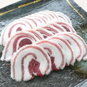 猪肉バラ猪肉 400g|arumama