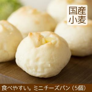 ミニチーズパン 5個 北海道産小麦|arumama
