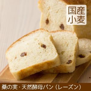 食パン 天然酵母パン レーズン 北海道産小麦|arumama