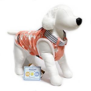 犬 服 バンダナクールタンク ピンク XLサイズ 夏服 涼しい COOL 星柄 かわいい DS121937|arumik-one