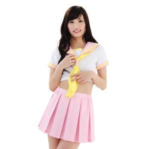 コスプレ コスチューム 衣装 セーラー服 どりぃみんぐ☆セーラー Mサイズ|arune