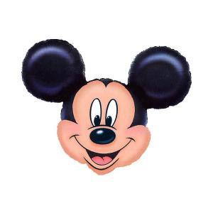 ギフトヘリウムガス入り ミッキーマウス ミッキー型バルーン・風船|arune