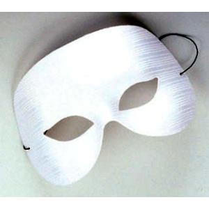 パーティー仮面・白 仮装・パーティー・仮面・マスク|arune