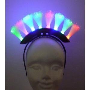 キラキラパリピーセット モヒカン パリピ パーティー 衣装 コスチューム コスプレ 仮装 光るおもちゃ パーティーグッズ|arune