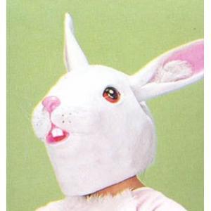 アニマルマスクIII うさぎ 変装・仮装・変装グッズ・かぶりもの・被り物・かぶり物・マスク|arune