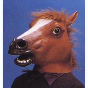 アニマルマスクIII サラブレッド 変装・仮装・変装グッズ・かぶりもの・被り物・かぶり物・マスク・着ぐるみ・お笑い|arune