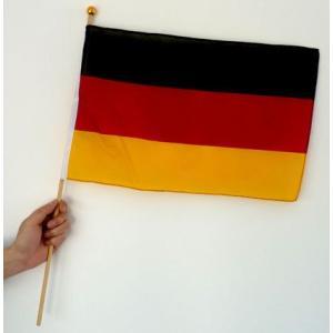 世界の国旗ポール付き ドイツ・独[サッカー 日本 サポーター 応援グッズ]|arune