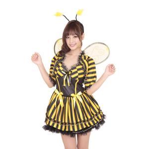 ハニートラップハニー ハロウィン 女性用 Mサイズ ハロウィン 仮装 衣装 コスチューム コスプレ レディース|arune
