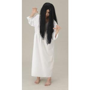 キット来るセット 怨霊の女 幽霊 貞子 ものまね・なりきり・お化け屋敷・肝試し・ホラー・学園祭演出|arune