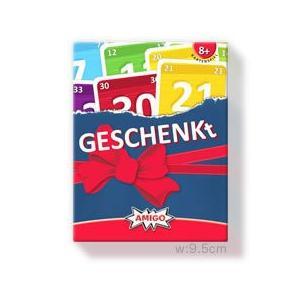 ゲシェンク カードゲーム ボードゲーム パーティ 盛り上げ お祝い お誕生日プレゼント ギフト 贈り物 知育玩具 出産祝い キッズ 子供|arune