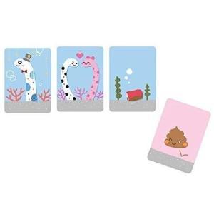 ちんあなごっこ ゲーム カードゲーム ボードゲーム パーティ 盛り上げ お祝い お誕生日 プレゼント ギフト 贈り物 知育玩具 キッズ 子供|arune|02