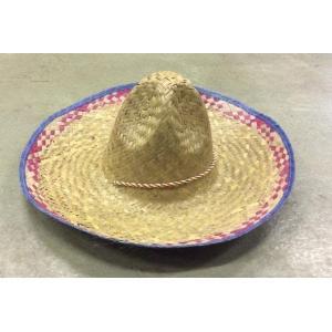 Newメキシカンハット2 パーティーグッズ 宴会 催事 変装グッズ コスプレ 帽子 かぶりもの|arune