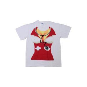 SALE ジョークTシャツ Ms.ボインナース コスTシリーズ|arune