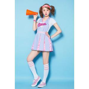 【ルナティック・レモニー・ロリポップ アメリカンチアリーダー  American Cheerlead...