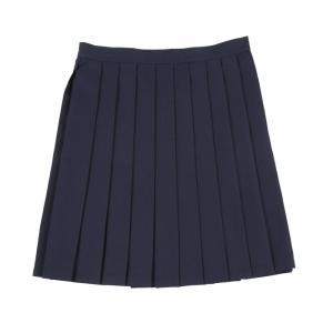 制服 スカート TeensEver TE-16SSスカート(ネイビー)L|arune