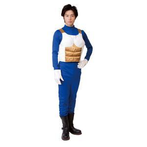 戦闘ロボマン ドラゴンボール ベジータ なりきりキャラ コスプレ コスチューム ユニセックス 男女兼用 仮装 変装 衣装 パーティー|arune