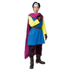 勇敢な騎士 ドラクエ ドラゴンクエスト なりきりキャラ コスプレ コスチューム ユニセックス 男女兼用 仮装 変装 衣装 パーティー|arune