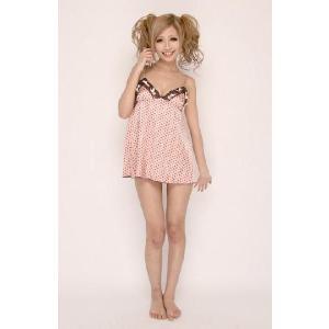 SALE ギフトBaby Doll & Shorts オペラブラウン ベビードール バレンタイン ホワイトデー バレンタインチョコ プレゼント|arune