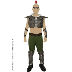 北斗の拳 ザコキャラコスチュームセット Mens FREE 仮装 コスチューム 大人 コスプレ 衣装|arune