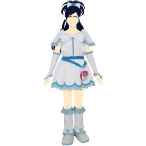 キュアホワイト コスチュームセット レディースM ふたりはプリキュア 衣装 コスプレ アニメ パーティーグッズ 仮装 arune
