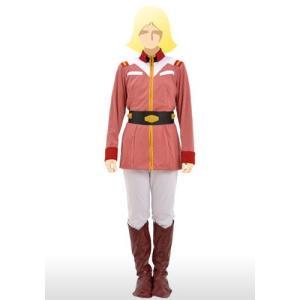 地球連邦軍女子制服 ピンクver.|arune