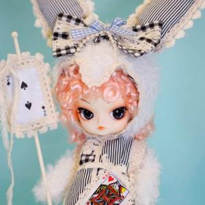 Romantic White rabbit(ロマンティック ホワイトラビット)|arune