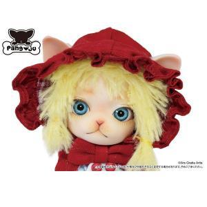 パンジュ チェリーパン(Cherry-Pang) 赤ずきん ドール グルーヴ 犬 イヌ 赤ずきんちゃん|arune