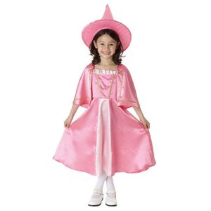 ウィッチフェアリーピンク キッズ 女の子 コスチューム コスプレ 衣装 ハロウィン 仮装 arune