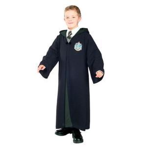 在庫限り スリザリン DXチャイルドローブ 女の子 男の子 ハリーポッター 衣装 ハロウィン コスチューム 仮装 コスプレ|arune
