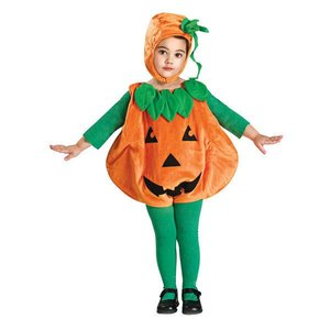 在庫限り キッズ用 パンプキッド 女の子 男の子 コスプレ コスチューム 衣装 仮装 ハロウィン arune