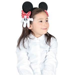 在庫限り ハロウィン ディズニーヘッドバンド ミニーハンド コスチューム 衣装 ハロウィン コスプレ 仮装|arune