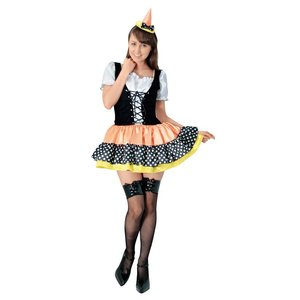 在庫限り キャンディウィッチアダルト 大人 女性 仮装 コスプレ ハロウィン 衣装 コスチューム arune