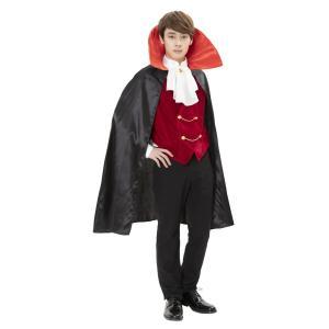 クールヴァンパイア 男性 メンズ ハロウィン 衣装 コスプレ コスチューム 仮装|arune