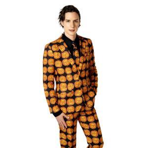 ハロウィンスーツ パンプキン ハロウィン 衣装 メンズ ハロウィン 仮装 衣装 コスチューム コスプレ|arune