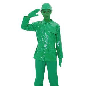 HW グリーンアーミー UNISEX ユニセックス 男女兼用 ハロウィン ハロウィン 仮装 衣装 コスチューム コスプレ メンズ レディース|arune