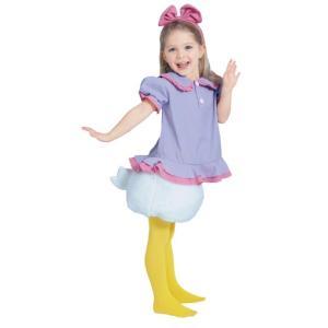 子供 デイジー Tod 80-100cm対応 女の子 ディズニープリンセス 衣装 コスチューム 仮装 ハロウィン コスプレ|arune