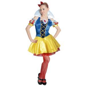 大人 デラックス白雪姫 レディース 女性 白雪姫 プリンセス ディズニー プリンセス コスチューム 衣装 コスプレ ハロウィン 仮装|arune