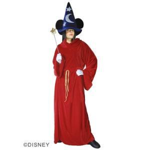 大人 ファンタジアミッキー ユニセックス 男性 女性 メンズ レディース ディズニー ハロウィン コスチューム 衣装 コスプレ 仮装|arune