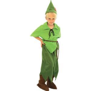 子供 ピーターパンTod 80-100cm対応 男の子 ディズニー ハロウィン 仮装 コスプレ コスチューム 衣装|arune