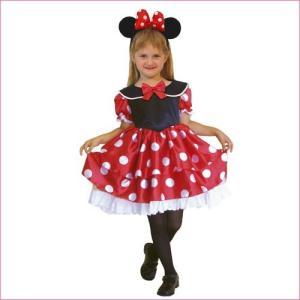 子供 ミニー M 120-140cm対応 女の子 ディズニー ディズニー プリンセス 仮装 ハロウィ...