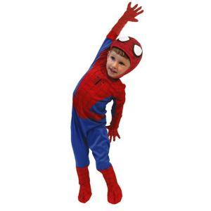 マーベル スパイダーマン キッズコスチューム 男の子 80cmまで 802943Iの商品画像|ナビ