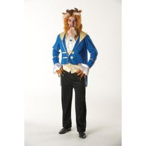 大人 ビースト ディズニー 美女と野獣 衣装 ハロウィン 仮装 コスプレ コスチューム|arune