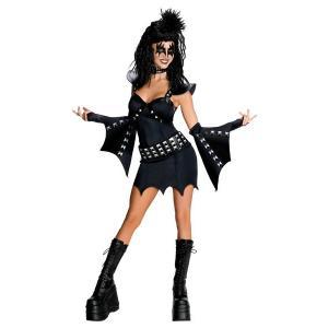 KISSデーモン レディース 女性 ハロウィン 衣装 コスチューム コスプレ 仮装|arune