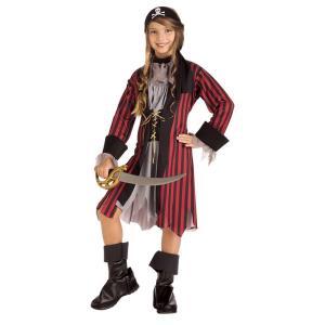 子供 カリビアンプリンセス M 120-140cm対応 女の子 コスプレ 仮装 ハロウィン 衣装 コスチューム|arune