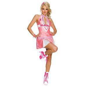 大人 プレイボーイ レディース 女性 チアリーダー コスチューム コスプレ 仮装 ハロウィン 衣装|arune