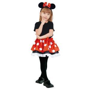 ミニーチュチュセット女の子 ディズニー 衣装 ハロウィン コスチューム コスプレ 仮装|arune