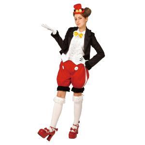 大人 ゴシックミッキー パンツ Ver. レディース 女性 ディズニー コスプレ コスチューム 衣装 ハロウィン 仮装|arune