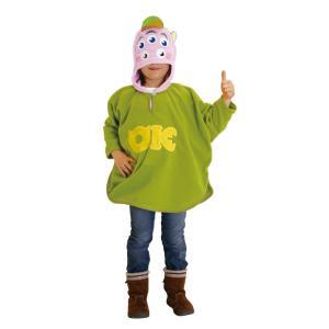 子供 スクイシ−ポンチョ 女の子 男の子 ディズニー 衣装 ハロウィン コスプレ コスチューム 仮装|arune