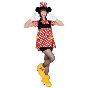 ハロウィンプレゼント付 大人 モコモコミニー レディース 女性 ディズニー ハロウィン 仮装 コスチューム コスプレ 衣装|arune